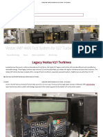 Vestas VMP 4400 Test System for V27 Turbine - ICR Services