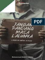 E-book Gratis - Jangan Pandang Masa Lalunya - Muhammad Abduh Tuasikal