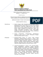 PERBUP 5 Tahun 2014 ttg Uraian tugas PUSKESMAS.docx
