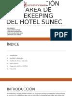 IMPLEMENTACIÓN EN EL ÁREA DE HOUSEKEEPING DEL HOTEL.pptx