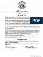 Stan Lee Day proclamation
