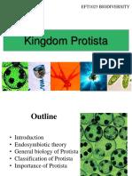 Lecture 3- Protista