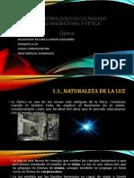 Instituto Tecnológico de CD Madero Optica