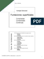 HORMIGON 15 Fundaciones Conec Comb Cont UBA