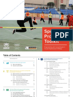 Sport for Protection Toolkit