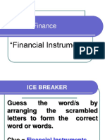 04. Financial Instruments