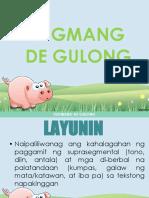 Tugmang de Gulong