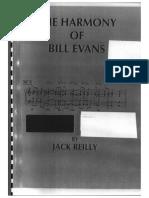The Harmony of Bill Evansa