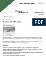Engine Installation & Service Handbook-lubrication System