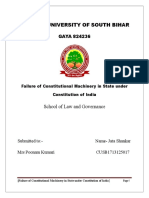 Constitution II Initiation New