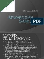 Sistem Penghargaan Dan Sanksi