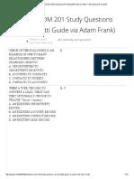 Salesforce ADM 201 Study Questions (Ravi Benedetti Guide via Adam Frank) Flashcards _ Quizlet