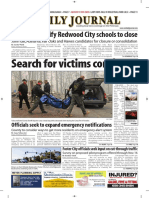 San Mateo Daily Journal 11-13-18 Edition