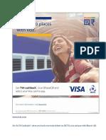 Visa Cashback T C