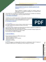 CIRCULATION ET ENTREES DES HOPITAUX+CHAMBRE DE MALADES+CONCLUION