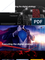 Executing the Digital Strategy