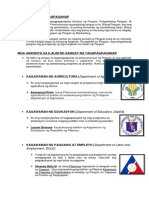 Araling Panlipunan Project