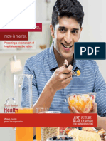 Individual Health Insurance Plans From Future Generali-eBrochure