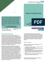Patulous Eustachian Tube.pdf