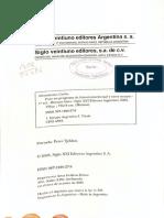 ALTAMIRANO. Para Un Programa de Historia Intelectual