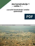 01V_Elementi Konstrukcije i Analiza Opterecenja