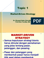 Market-Driven Strategy