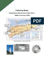 Faltering Steps