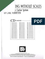 Carl Verheyen - The Intervallic Guitar System Of2