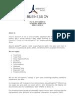 Assured Spares CV