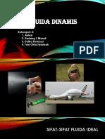 Dinamika Fluida Kelompok 4