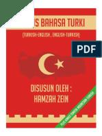 Kamus Bahasa Turki Hamzahzein