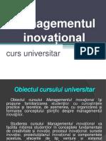 Managementul Inovational_tema 1_tema 2