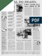 acervo jornal do brasil