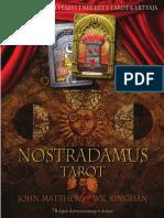 JOHN MATTHEWS, WIL KINGHAN - NOSTRADAMUS TAROT