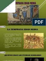 Apunte La Temprana Edad Media Las Invasiones Barbaras y Los Nuevos Reinos Europeos 81325 20180814 20160720 114014