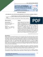 ANTI-OXIDATIVE AND ANTI-INFLAMMATORYEFFECTS OF ANGELICA DAHURICA EXTRACT.