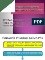 Petunjuk Teknis Penyusunan SKP