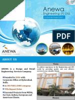 Anewa Corporate Presentation