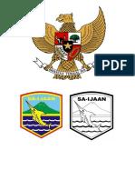 Contoh Lambang Negara dan Daerah kotabaru.docx