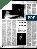 Chirico Par Chirico_4 02 1965