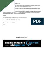 tool offset code