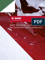 BASF Asia Pacific Color Report 2017