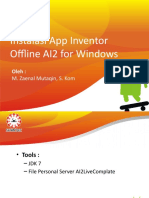Instalasi App Inventor.pptx