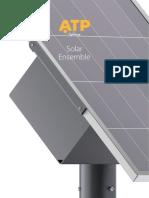 Atp Lighting Technical Data Sheet Solar Ensemble 1
