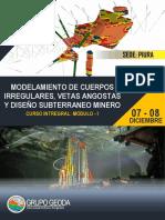 Brochure Ms3d Subterraneo - Piura 07 y 08 Diciembre