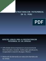 Re Estructuracion Patrimonial
