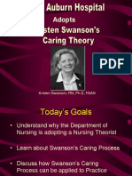 Swanson Lecture