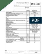 PDG HL 4 s Cadena Ret Susp