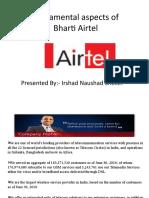 Company Profile Airtel