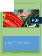 Cpec at a Glance